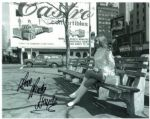 Linda Hayden HAMMER HORROR Confessions - Genuine Signed Autograph 10 x 8 COA 2661